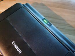 Hands on: Canon TR150 portable printer