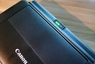 Hands on: Canon TR150 portable printer