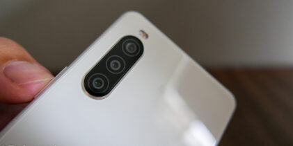 Goondu review: Sony Xperia 10 II has nifty lightweight design but is too expensive