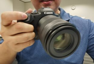 Hands on: Canon EOS R5