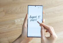 Samsung's new Galaxy Note 20 Ultra looks sleek with slim design, near-invisible bezels