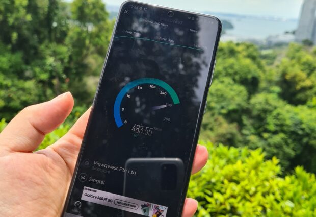 Test driving 5G in Singapore: Faster, yes, but still a work in progress