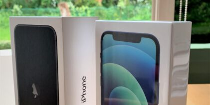 Unboxing the Apple iPhone 12 – first impressions