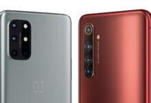 Smartphone showdown: OnePlus 8T versus Realme X50 Pro