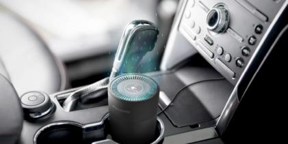 5,500 premium Grab vehicles to feature Panasonic's air purifier, promising cleaner air