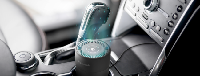 5,500 premium Grab vehicles to feature Panasonic's air purifier, promising cleaner air