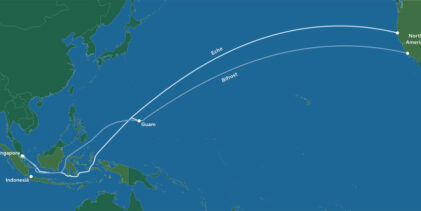 Facebook unveils plans for subsea cables linking US to Singapore, Indonesia