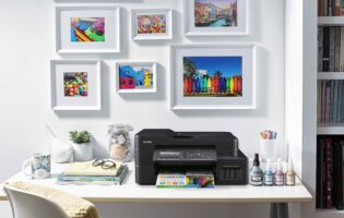 Picking the right printer when working from home