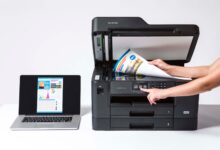 Is a laser printer better than an inkjet printer for your home?