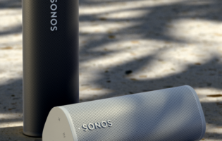 New Sonos Roam is a portable, waterproof speaker for the outdoors