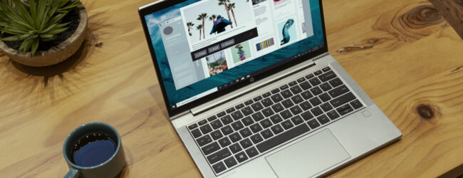 Goondu review: HP ProBook 635 Aero G7