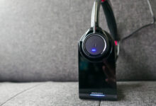 Goondu review: Plantronics Voyager Focus UC B825 headset