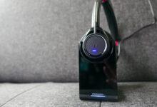 Goondu review: Plantronics Voyager Focus UC B825 headset