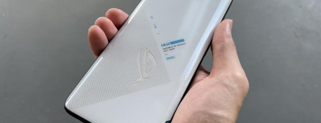 Goondu review: Asus ROG Phone 5