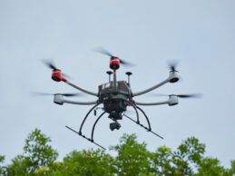 In Singapore reservoirs, autonomous drones take to the sky to track water quality