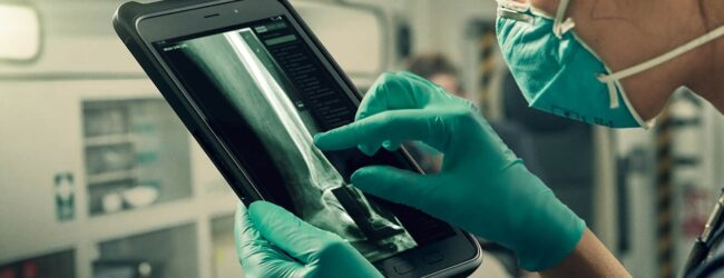 How rugged mobile devices are empowering hybrid workstyles