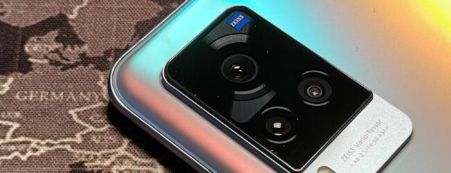 Hands on: Vivo X60 Pro