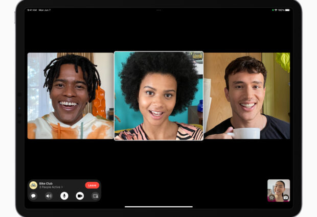 FaceTime gets Zoom-like features, and more software tweaks from Apple