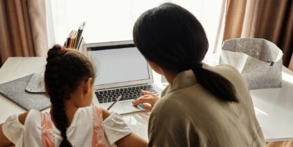 Buying a laptop or tablet for your kid? Sharing your own might work