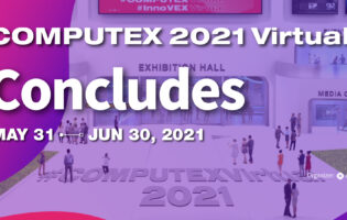 COMPUTEX 2021 Virtual concludes with digitally huge success
