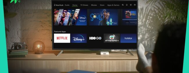 Free StarHub set-top box rental in return for users turning in their pirate TV boxes