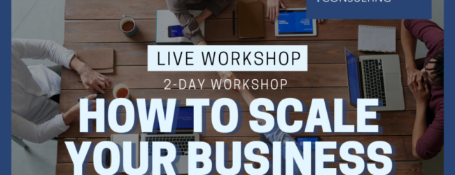 New courses on scaling up your business and fundraising on Techgoondu Learn