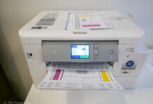 Goondu review: Brother MFC-J4540DW all-in-one printer is a neat work-from-home buddy
