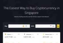 Binance.sg continues trades while Binance.com gets regulator warning in Singapore