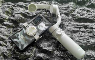Goondu review: DJI OM 5 gimbal isn't cheap but offers good grip