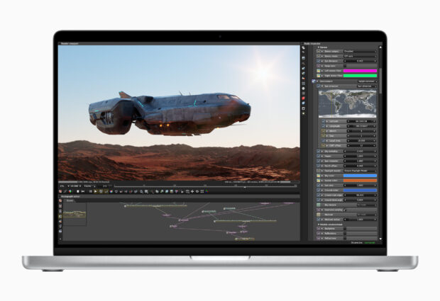 New chips boost performance for Apple's redesigned MacBook Pro notebooks