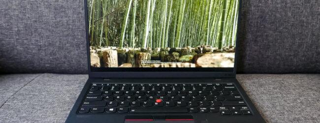 Goondu review: Lenovo ThinkPad X1 Nano stands apart as a premium ultraportable laptop