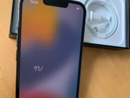 Unboxing the Apple iPhone 13 Pro